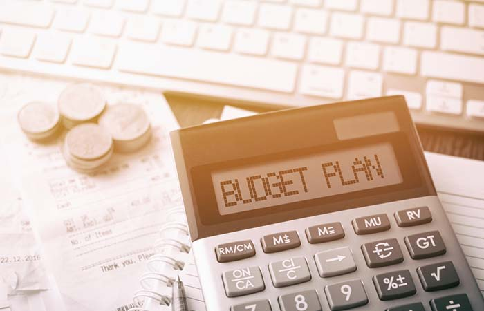 Have A Tight Budget Plan In Place