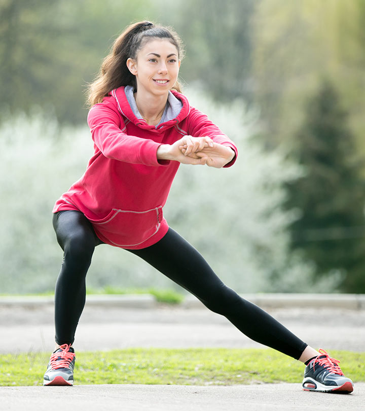 How To Do Side Lunges Correctly To Get Slim And Toned Legs