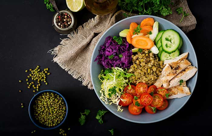 Keep Your Focal Point On Nutrition, Not On Diet