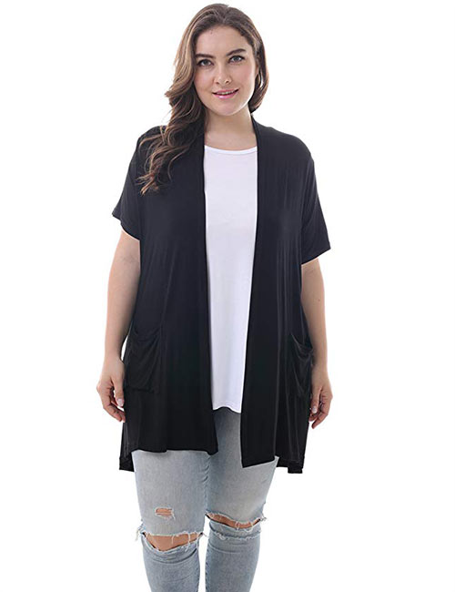 Best Plus Size Cardigans - Lightweight Cardigan