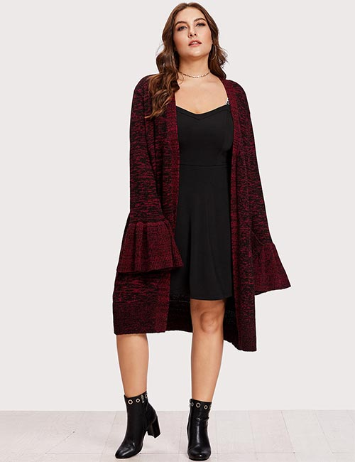 Best Plus Size Cardigans - Long-Line Cardigan