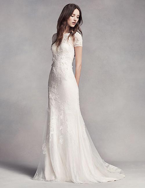 Affordable Wedding Dresses - Mermaid Style Wedding Gown