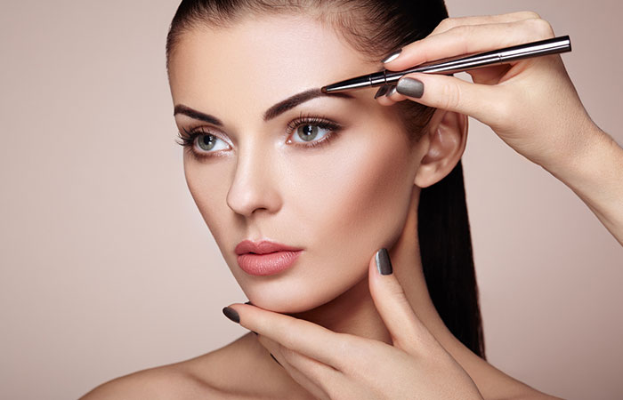 Over-Defining Your Brow
