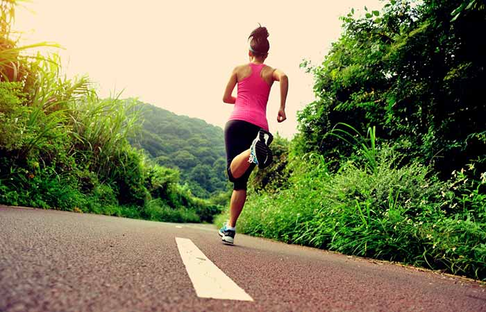 Running = The Exact Same Workout Every Time