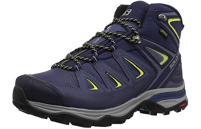 Hiking Boots For Women - Salomon Women's X Ultra 3 Mid GTX W Hiking Shoes