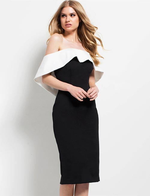 8614e230207a Semi-Formal Attire For Women - Semi-Formal Attire In Black And White