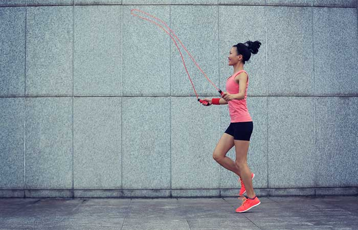 Skip A Workout No, Make Skipping Your Workout
