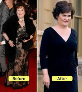 Susan Boyle Weight Loss – How Britain's Got Talent Singer Lost 50 pounds