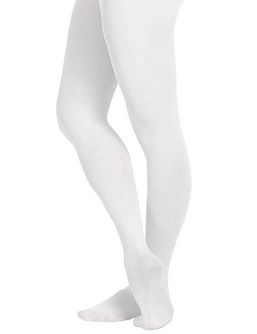 Most Comfortable Pantyhose For Women - White Pantyhose