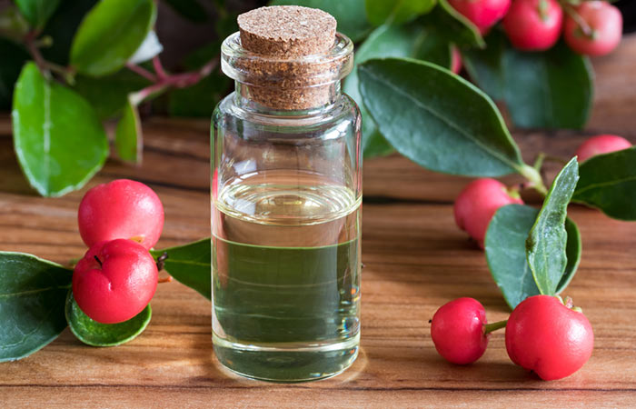 a. Wintergreen Oil
