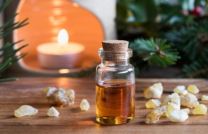 b. Frankincense Oil