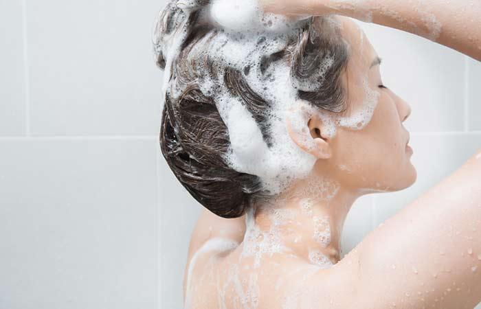 1. Anti-Dandruff Shampoo