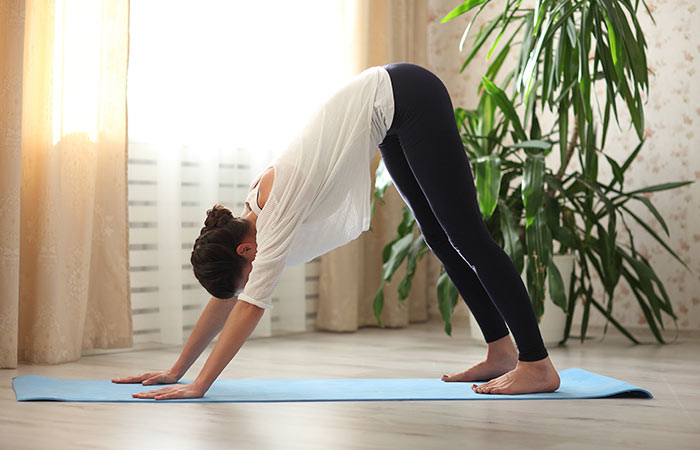 1. Downward Dog