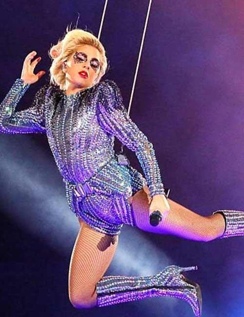 1. Lady Gaga At Super Bowl 2018