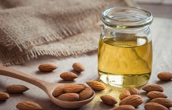 10. Almond Oil