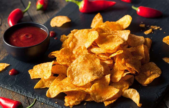10. Chips And Other Snacks