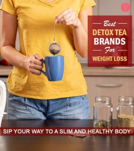 10 Best Detox Teas For Weight Loss – Brands And Reviews