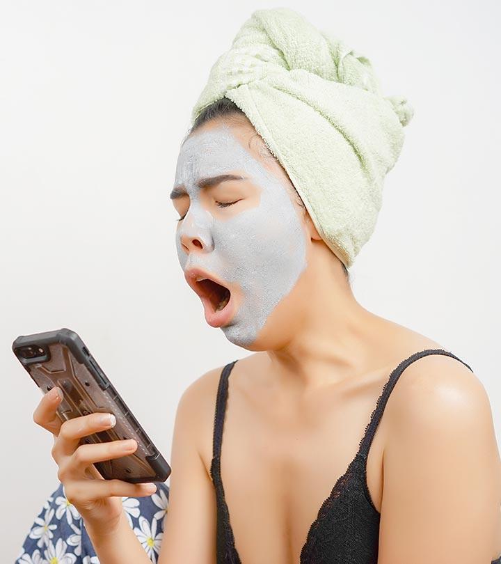 Masks for acne Homemade facial