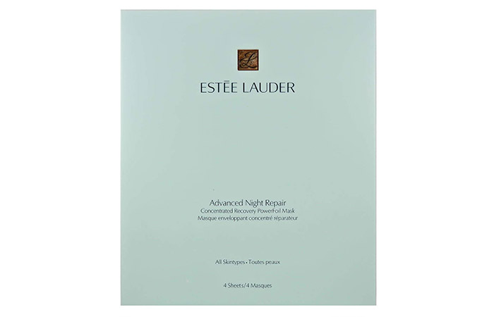 Estee Lauder Advanced Night Repair Recovery Foil Mask - Sheet Mask