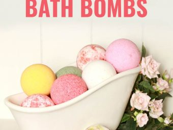 15 Best Bath Bombs To Pamper Your Skin