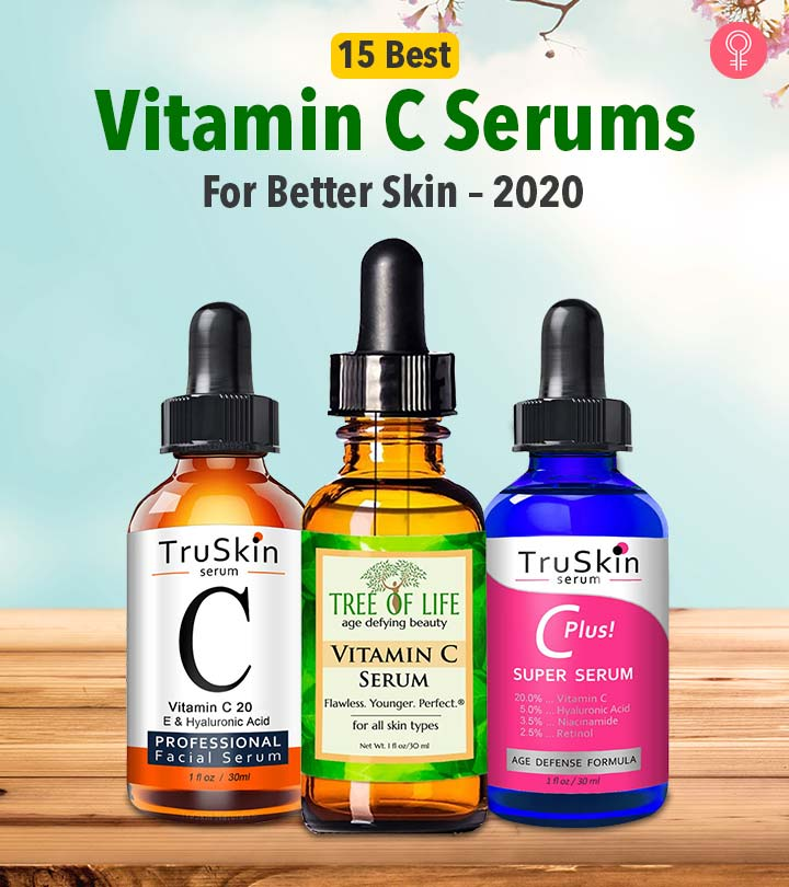 16 Best Vitamin C Serums For Better Skin – 2020