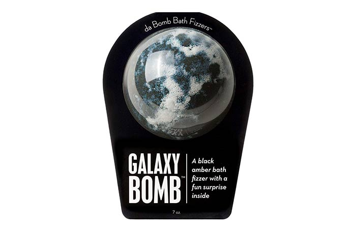 2. Da Bomb Bath Fizzers Galaxy Bomb
