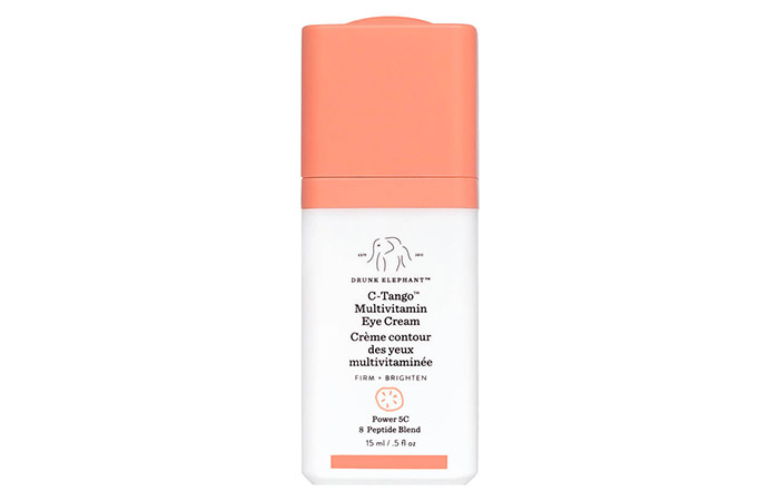 2. Drunk Elephant C-Tango Multivitamin Eye Cream