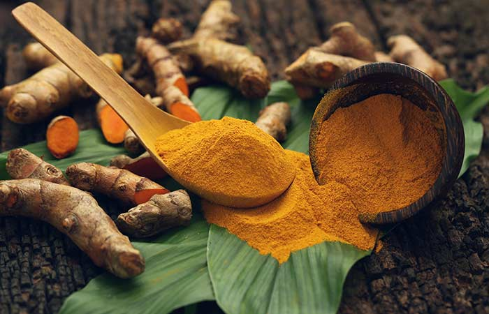 2. Turn The Tables With Turmeric