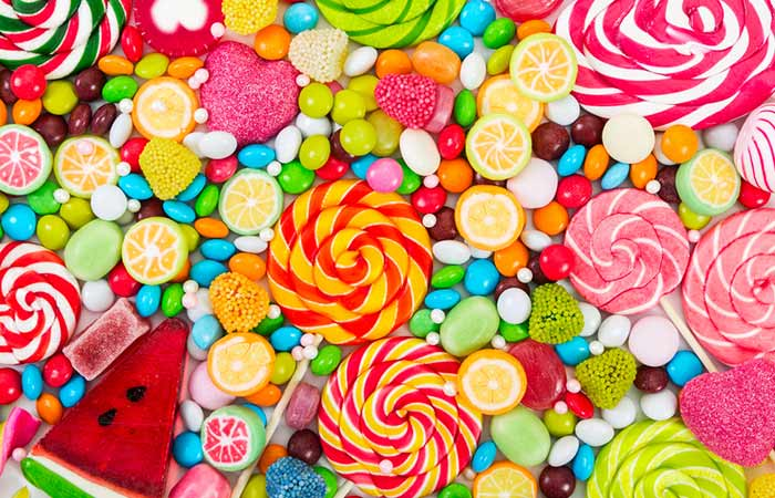 3. Candy