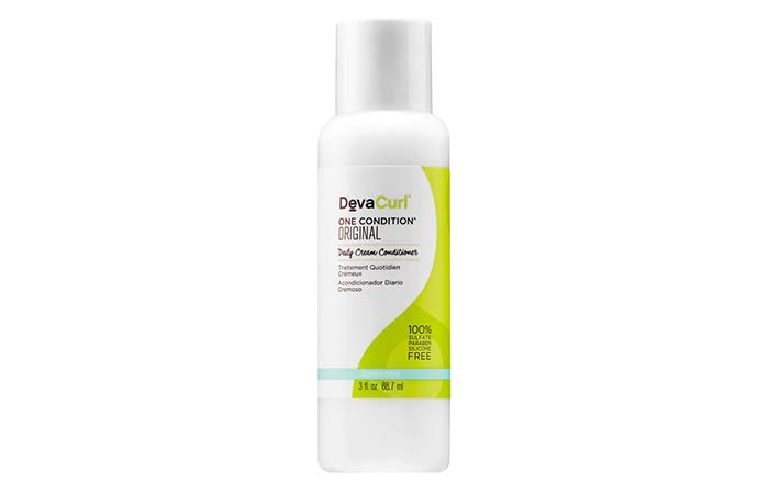 3. DevaCurl One Condition Original Daily Cream Conditioner
