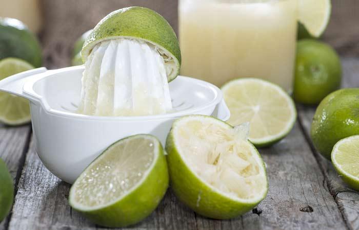 3. Lime Juice