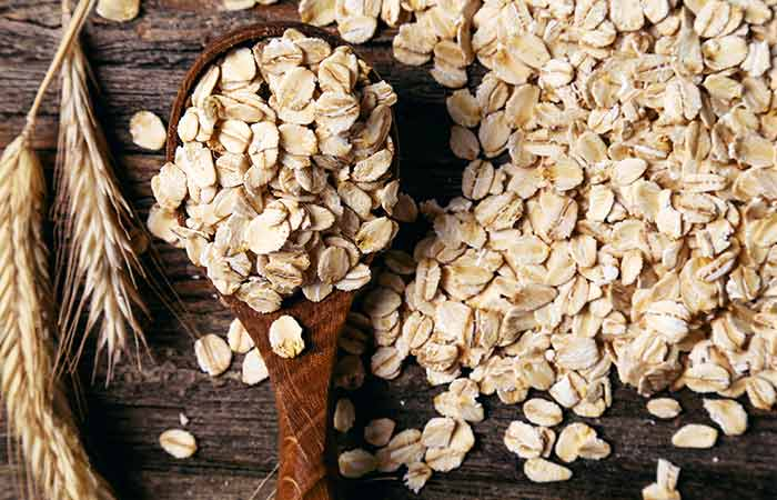 4. Oatmeal To The Rescue