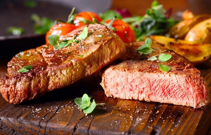 4. Red Meat