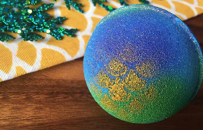 Country Market Crafts Mermaid Bath Bombs - Best Bath Bombs