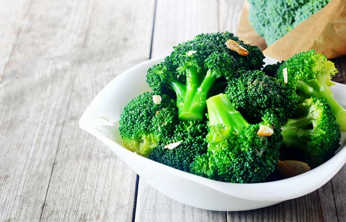 6. Insoluble Fiber-Rich Veggies