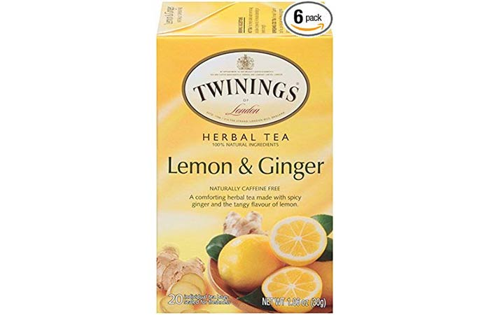 6. Twinings Herbal Tea