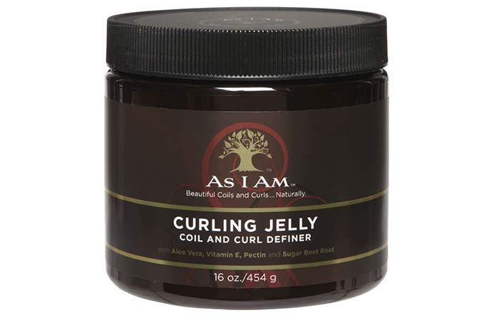 8. As I Am Curling Jelly