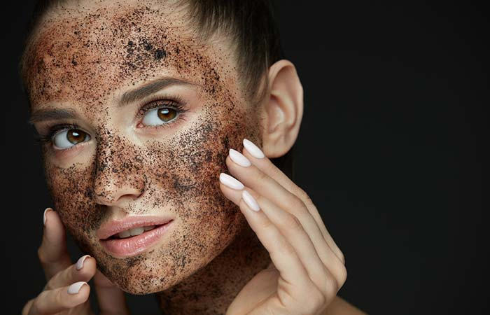 8. Follow the strictly exfoliating ritual