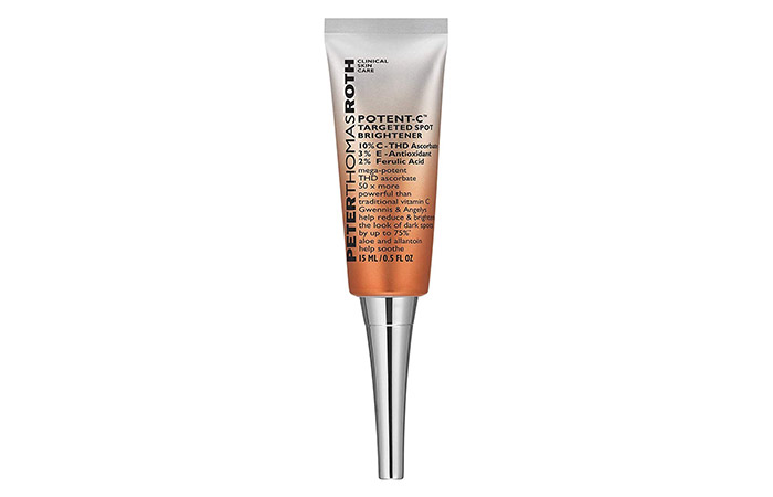 9. Peter Thomas Roth Potent-C Spot Brightener