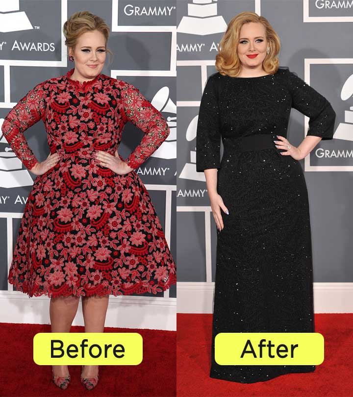 Adele S Weight Loss And Body Transformation Secrets