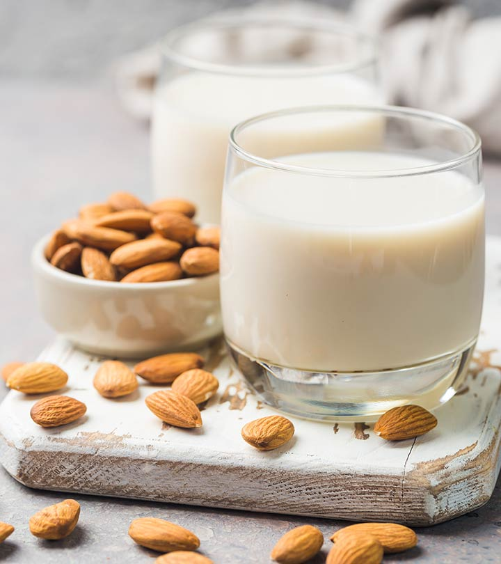 Almond Milk: 11 Surprising Health Benefits + How To Make (Includes Your Favorite Recipe!)