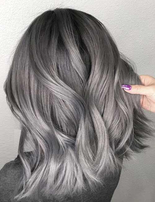 Ash Hair
