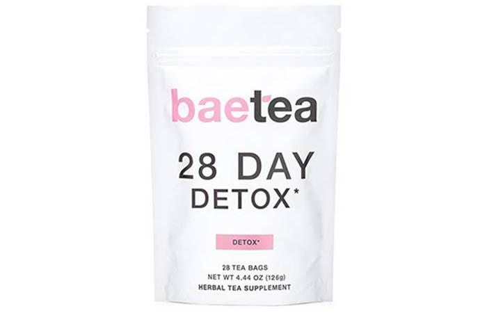 BaeTea 28 Day Teatox Gentle Detox Tea - Diet Tea Reviews