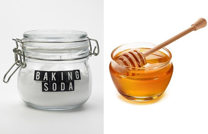 Baking Soda And Honey Face Mask
