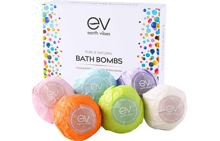 Earth Vibes Bath Bombs