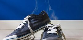 Get Rid Of Shoe Odor With This Simple Trick!
