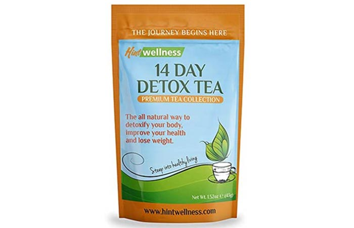Hint Wellness 14 Day Detox Tea