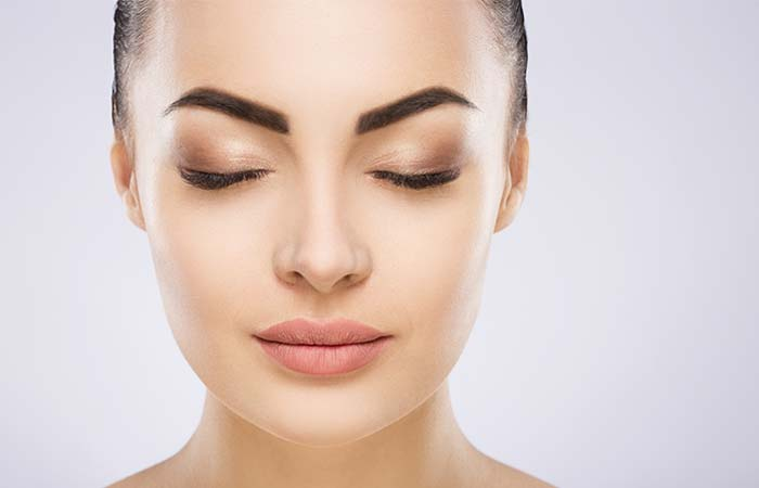 Microblading or 3D eyebrow embroidery