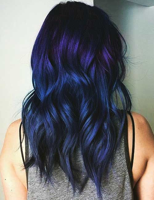 Midnight Hair