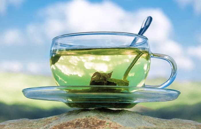 Overnight Green Tea Mask For Cleansing